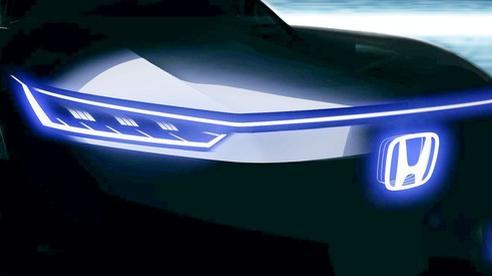 Honda khoe xe mới cạnh tranh Tesla tại Trung Quốc, dự đoán nằm ở phân khúc SUV lai sedan