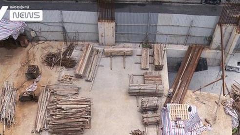 Công trình nhà dân có 4 tầng hầm ở Hà Nội: Cấp phép theo tiêu chuẩn bị hủy bỏ từ 16 năm trước?