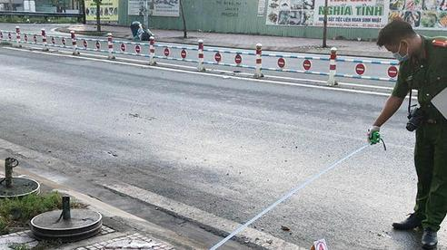 Truy sát trên phố Sài Gòn, 1 người chết, 2 người bị thương