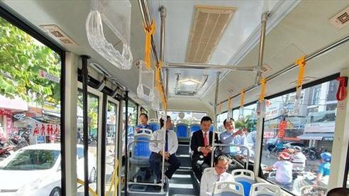 Cần Thơ khai thác 5 tuyến bus nội tỉnh chất lượng cao