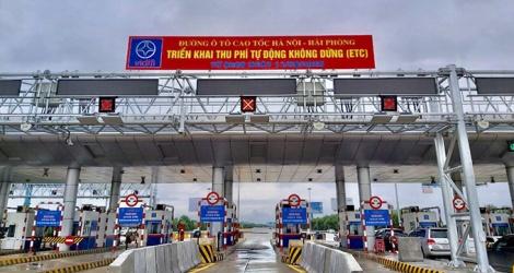 Khó tiếp tục giảm phí cầu đường tại các dự án BOT khu vực Tp. Hải Phòng