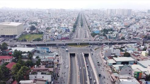 Khánh thành nút giao thông An Sương, thành phố Hồ Chí Minh