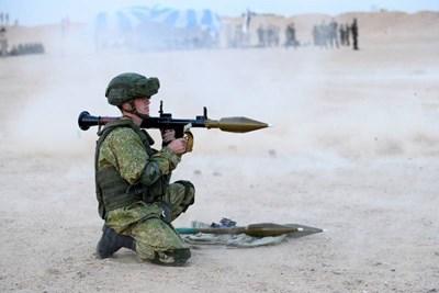 'Sự tiến hóa' của súng phóng lựu chống tăng RPG-7