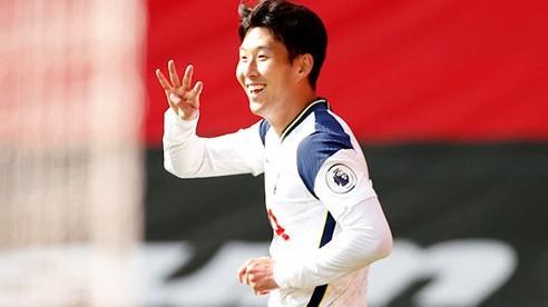 Tiền đạo rực sáng, Tottenham thắng giòn giã Southampton 5-2