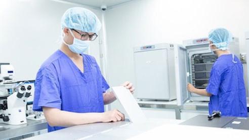 Hà Nội có thêm Trung tâm Kỹ thuật cao điều trị bệnh hệ tiêu hóa, ung thư và vô sinh