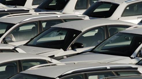 Thị trường xe châu Âu lao đao, doanh số tụt không phanh