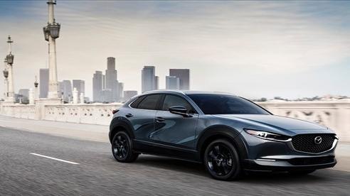 Mazda CX-30 2021 có thêm bản động cơ tăng áp