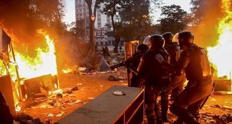 Cuộc chiến chống ma tuý ở Brazil ngày càng căng thẳng