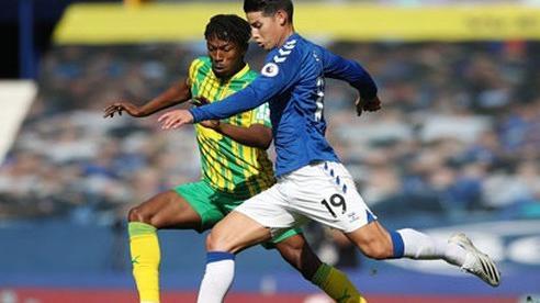Everton - 'ngựa ô' tung vó nhờ sao thất sủng