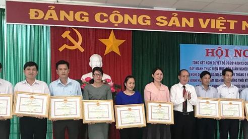 Phú Yên: Hiệu quả từ mô hình 'cơ quan, đơn vị giúp đỡ xã, thôn khó khăn'