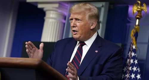 Tổng thống Trump nói có thể ngăn Joe Biden tranh cử