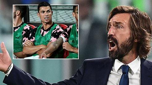 Pirlo tuyên bố sẽ để Ronaldo 'nghỉ ngơi' trong mùa này