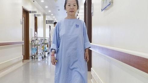 Phẫu thuật thành công khối ung thư tế bào sụn khổng lồ hiếm gặp 1,3 kg