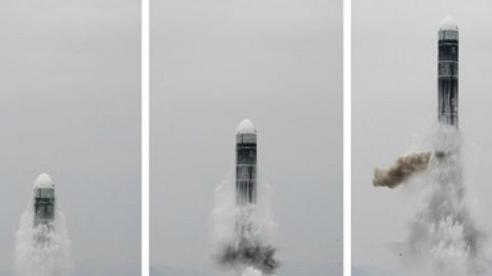 Quan chức Mỹ: Iran – Triều Tiên lại bắt tay phát triển tên lửa tầm xa