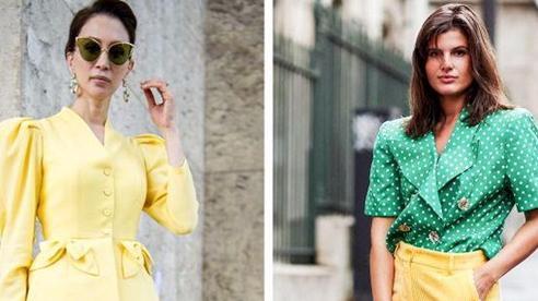 11 cách kết hợp màu sắc để trang phục thêm sành điệu