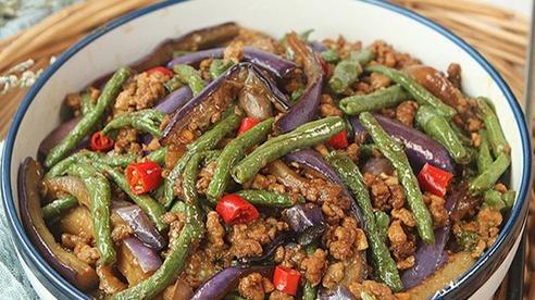 Bữa tối mùa thu mà có món thịt băm thế này đảm bảo đủ chất mà hao cơm cực kỳ