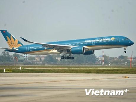 Vietnam Airlines khôi phục 6 đường bay nội địa trong tháng Mười