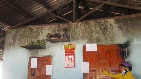 Nghi phóng hỏa đốt nhà ở Phú Yên, 4 người trong một gia đình bị bỏng nặng