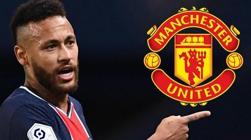 MU ấn định ký Neymar mùa Hè 2021