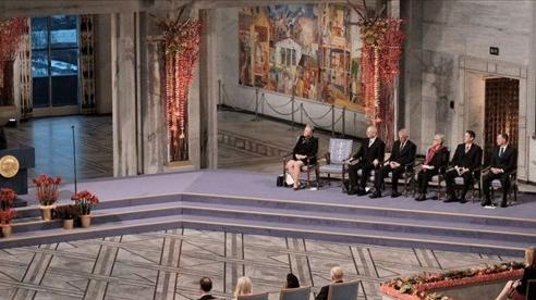 Vì Covid-19, Lễ trao giải Nobel Hòa bình 2020 bị thu hẹp, bữa tiệc truyền thống tháng 12 bị hủy