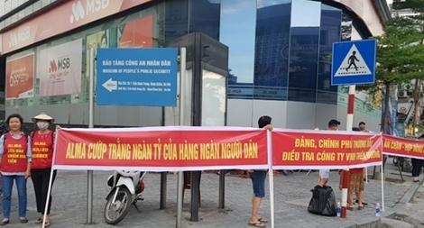 Viết tiếp bài 'Khách hàng điêu đứng vì dự án Alma - Nha Trang'