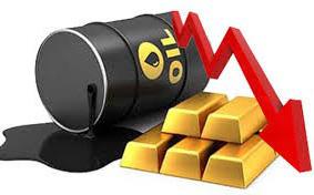 Thị trường ngày 22/9: Giá dầu lao dốc gần 5%, vàng thấp nhất hơn 1 tháng