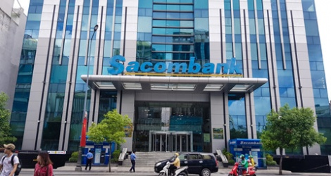 Bùng nổ giao dịch cổ phiếu Sacombank