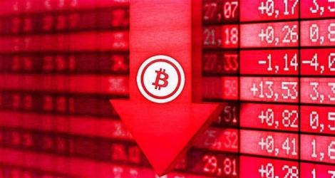 Thị trường tiền ảo 'bốc hơi' 18 tỷ USD vốn hóa, Bitcoin giao dịch tại mức 10.406 USD/BTC