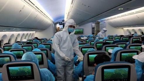 Không lo ngại bùng phát số ca nhiễm mới khi mở lại đường bay quốc tế