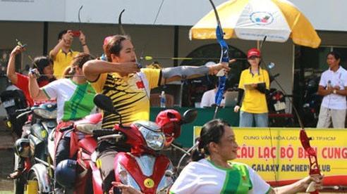 11 môn thi đấu ở ASEAN Paragames 11