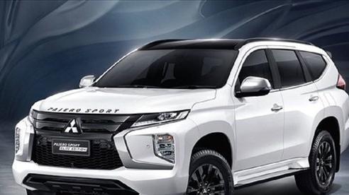 Mitsubishi Pajero Sport 2020 có thêm phiên bản mới
