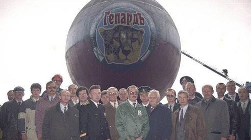 Hé lộ bí mật về các tàu ngầm 'hổ báo' nhất thuộc 'Sư đoàn mãnh thú' của Hải quân Nga