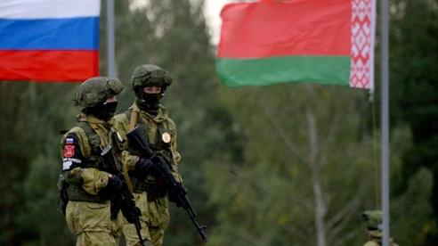 Belarus tuyên bố nóng khi tập trận 'Tình anh em Slavic'