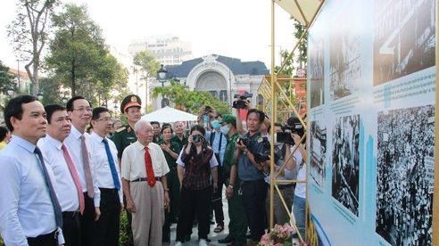 TP HCM họp mặt kỷ niệm 75 năm ngày Nam Bộ kháng chiến