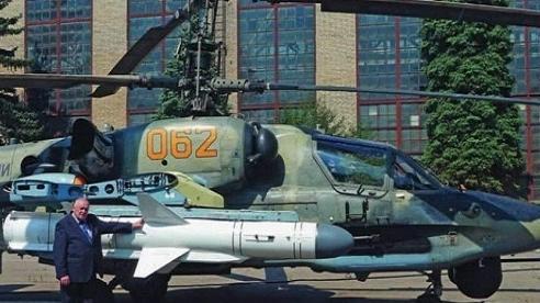 Ka-52K lắp song kiếm Kh-35/Kh-31: Nỗi kinh hoàng của chiến hạm Mỹ-NATO
