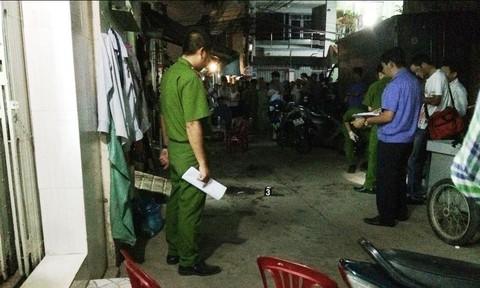 TP.HCM: Thanh niên cầm dao đâm chết bạn sau lễ mừng ăn hỏi