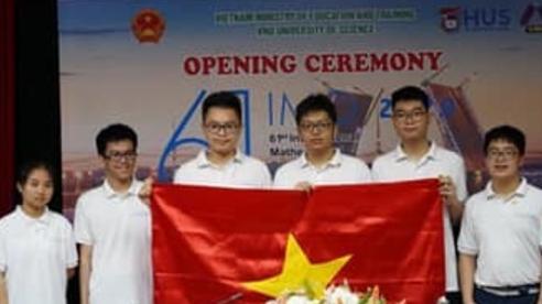 Đề thi Olympic Toán quốc tế (IMO) năm 2020