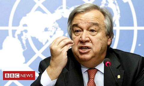 Tổng thư ký LHQ kêu gọi Thế giới chống lại cuộc 'Chiến tranh Lạnh mới'