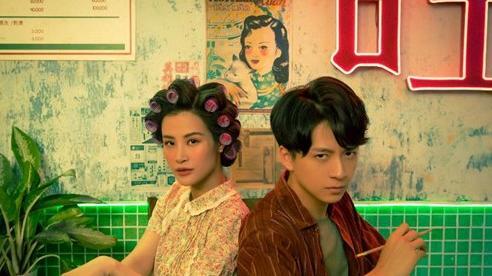 Đông Nhi làm cameo cho MV mới của Ngô Kiến Huy dù đang mang thai 7 tháng
