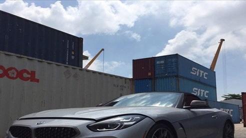 BMW Z4 2020 đầu tiên về Việt Nam