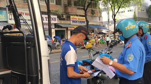 TP HCM: Vừa hoạt động lại, nhiều nhà xe 'ăn biên bản' khi bị kiểm tra