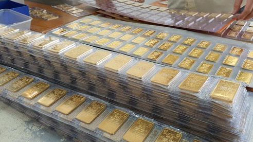 Giá vàng chiều 24-9 'bốc hơi' trên 1 triệu đồng/lượng