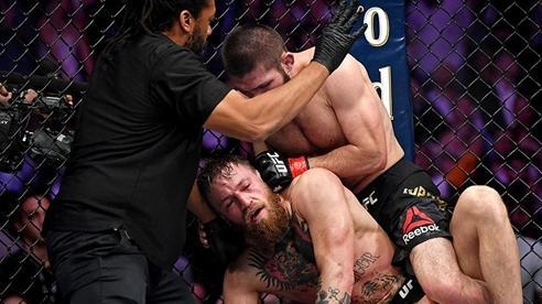 McGregor thê thảm nếu đối đầu Khamzat Chimaev?