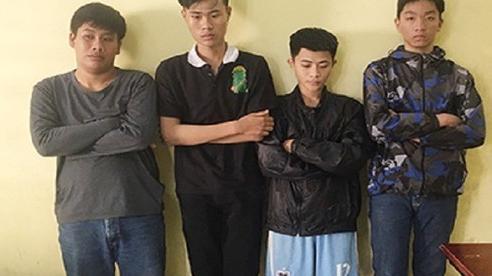 Bắt nhóm thiếu niên chuyên cướp xe của phụ nữ trong đêm ở Biên Hòa