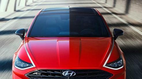 Lộ diện Hyundai Sonata N Line - Thiết kế vượt xa mẫu đang bán ở Việt Nam
