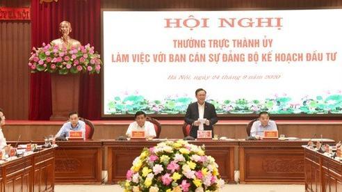 Hà Nội cần thay đổi tầm nhìn quy hoạch