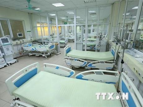 6 bệnh nhân tại Bệnh viện Bệnh Nhiệt đới TW được công bố khỏi bệnh
