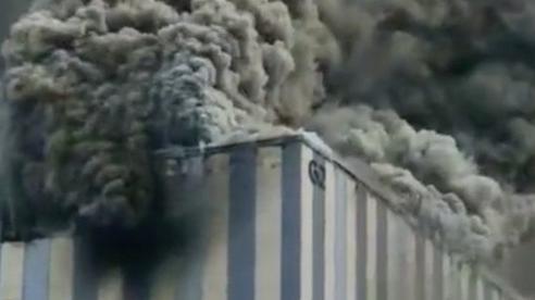 Trung Quốc: Cháy lớn tại trung tâm nghiên cứu của Huawei