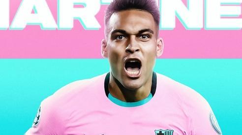 Gạt xong Suarez, Barca ký nhanh Lautaro Martinez
