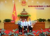 Phê chuẩn bầu bổ sung 2 Phó Chủ tịch tỉnh Hòa Bình